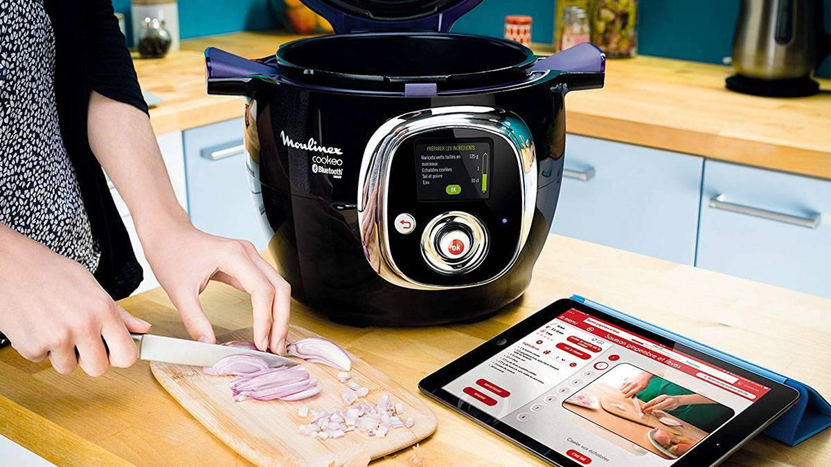 Moulinex propose une large gamme de multicuiseur pour une cuisine facile et rapide
